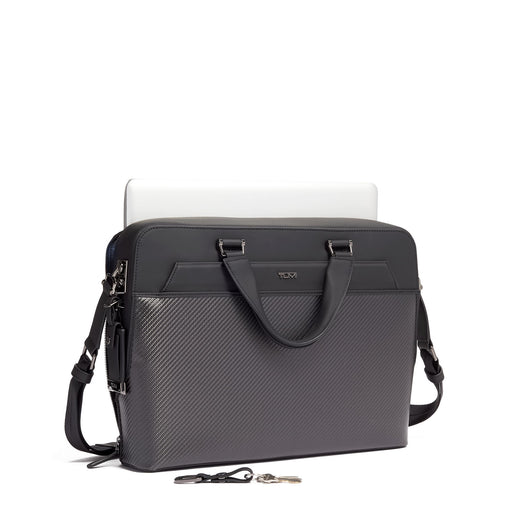 Tumi Ashton Gibson Slim Brief
