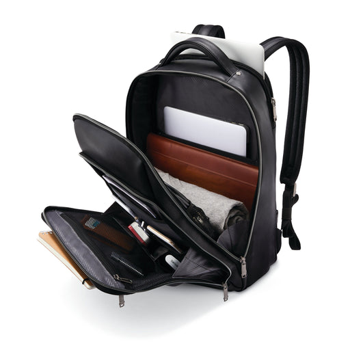 Samsonite Classic Leather Backpack