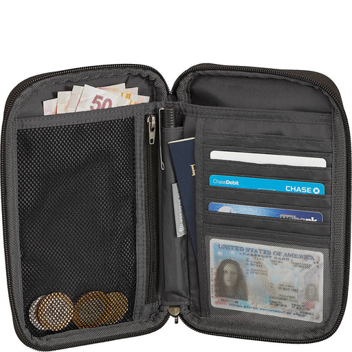 Eagle Creek Travel Security RFID Travel Zip Organizer