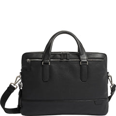 Tumi Harrison Sycamore Slim Brief Leather