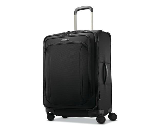 "Samsonite Lineate Expandable Spinner 25"" Checked Luggage"