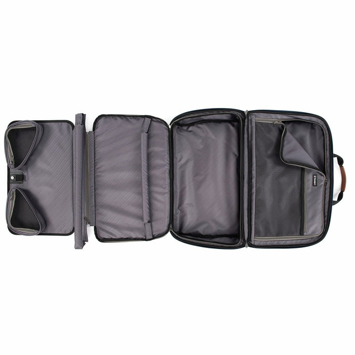 Travelpro Crew VersaPack Weekender Carry-On Duffel Bag With Suiter