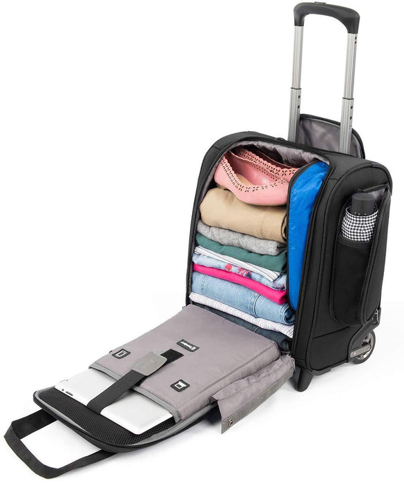 Travelpro Tourlite Rolling Underseat Carry-On