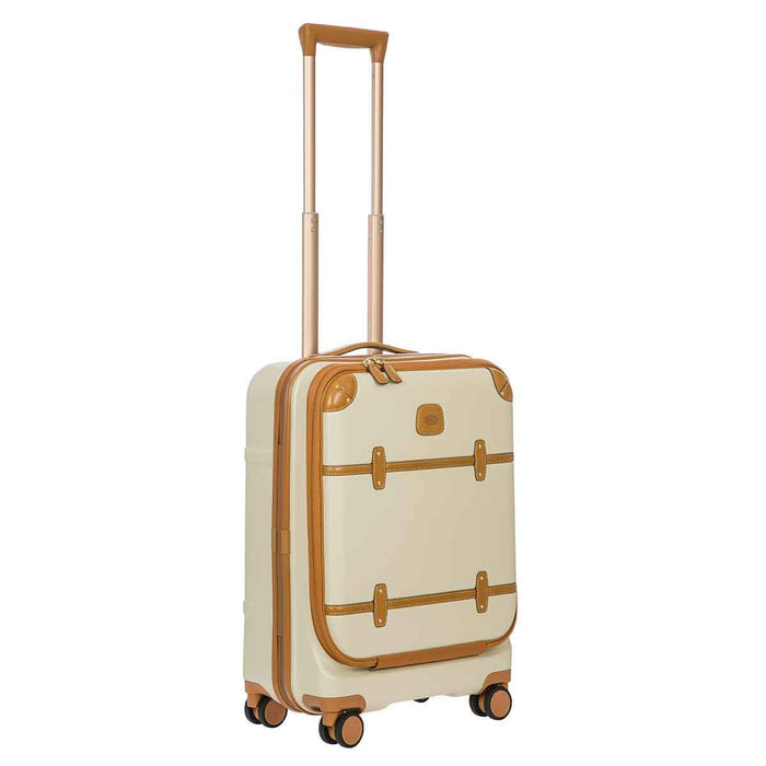 "Brics Bellagio 2.0 21"" Carry-On Spinner With Pocket"