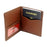 Touro Signature Leather Wallets Pebble Grain Passport Case