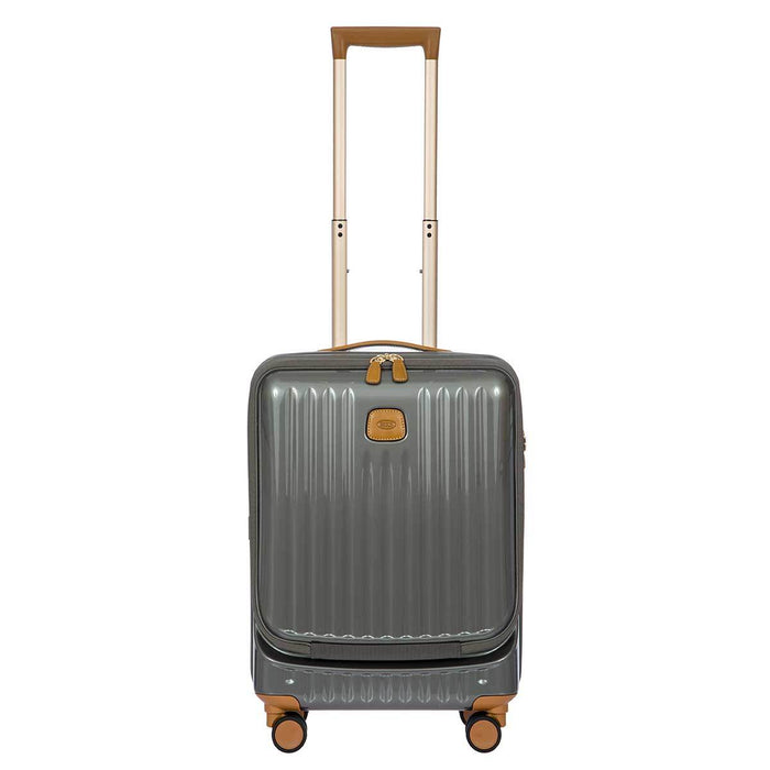 "Brics Capri 21"" Carry-On Spinner With Pocket"