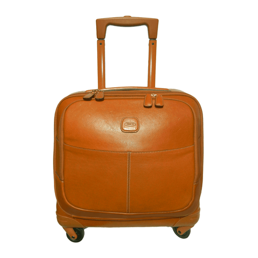 Brics Life Pelle Quattro Light Pilot Cabin Case