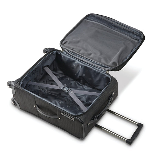 "Hartmann Luxe 24"" Softside Medium Journey Expandable Spinner"