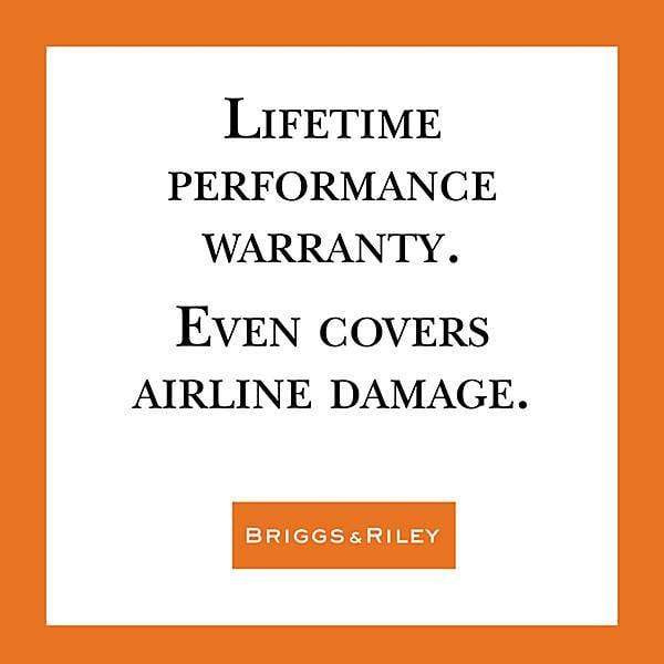 Briggs & Riley Baseline Domestic Carry-On Expandable Upright (Two-Wheel)
