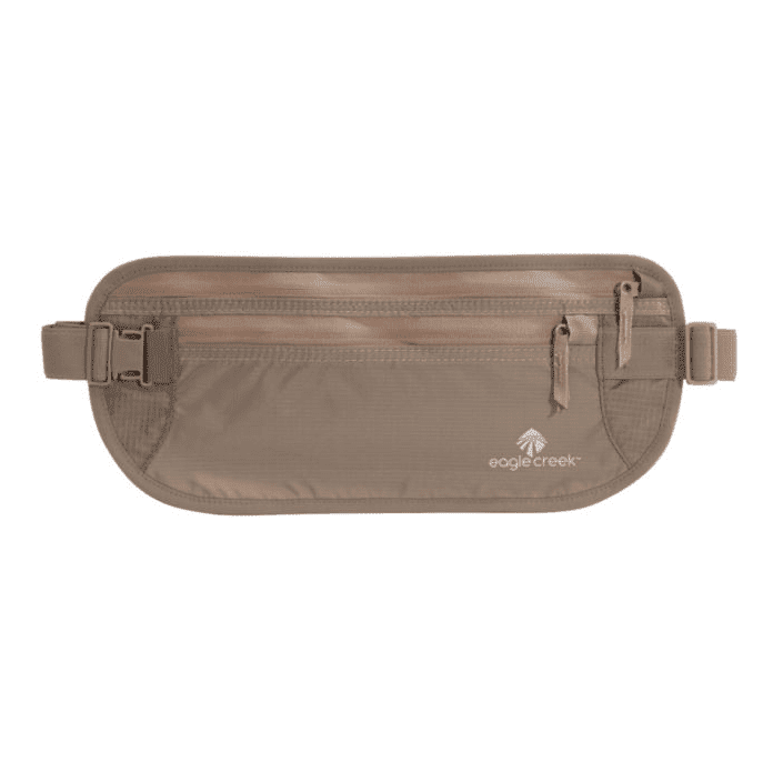 Eagle Creek Travel Security Undercover Money Belt DLX