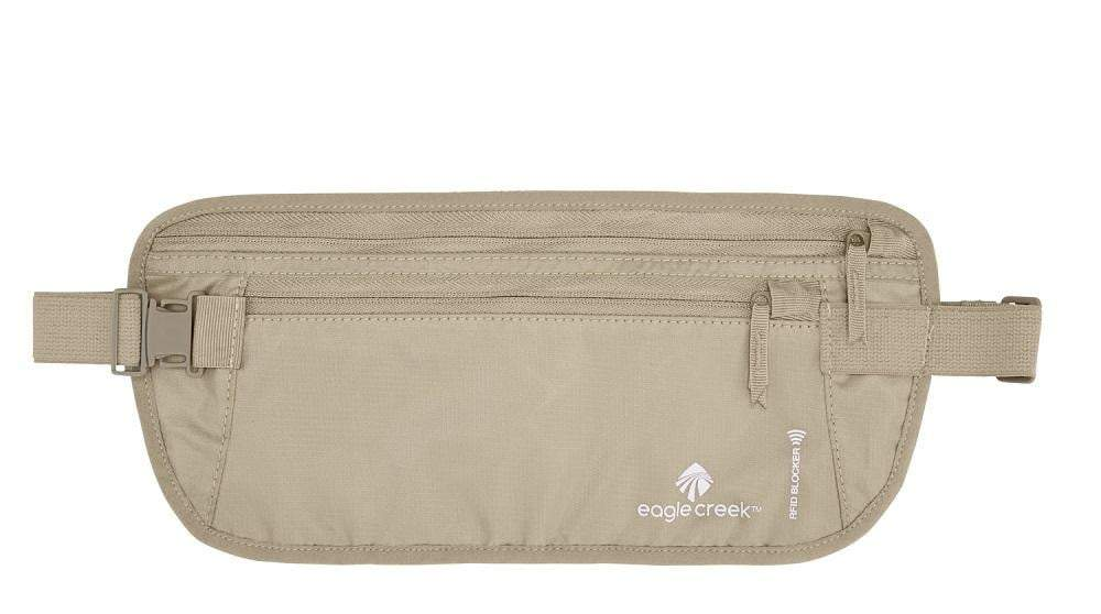 Eagle Creek Travel Security RFID Blocker Money Belt DLX