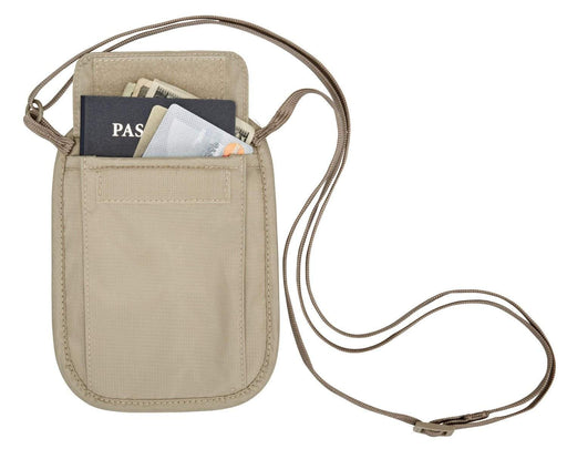Eagle Creek Undercover Security RFID Blocker Neck Wallet