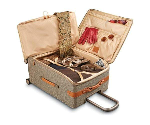 Hartmann Tweed Legend Domestic Carry On Expandable Spinner