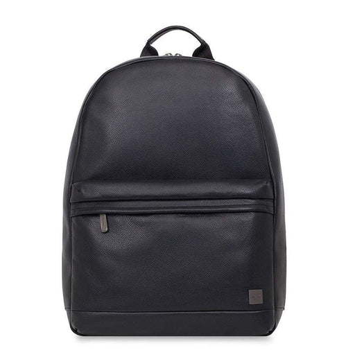 Knomo Barbican Albion Leather Laptop Backpack