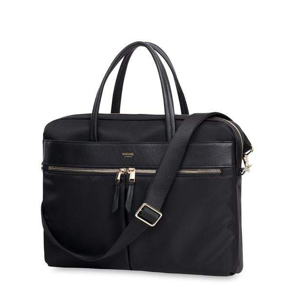 Knomo Mayfair Hanover Laptop Briefcase - 14""