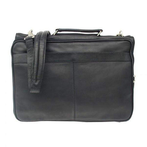 Piel Double Executive Computer Bag