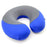 Voltage Valet - Memory Foam U Shape Neck Pillow with Cooling Gel