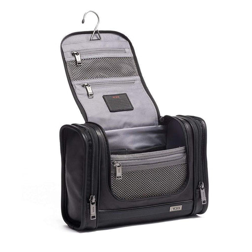Tumi Alpha 3 Hanging Travel Kit Leather