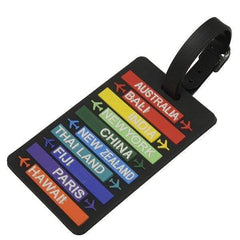 Voltage Valet - Luggage Tag - Expressions | Destinations