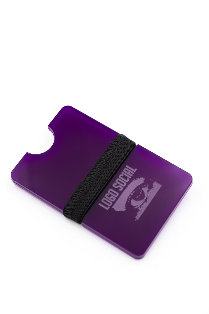 CARDHOLDER [PURPLE]