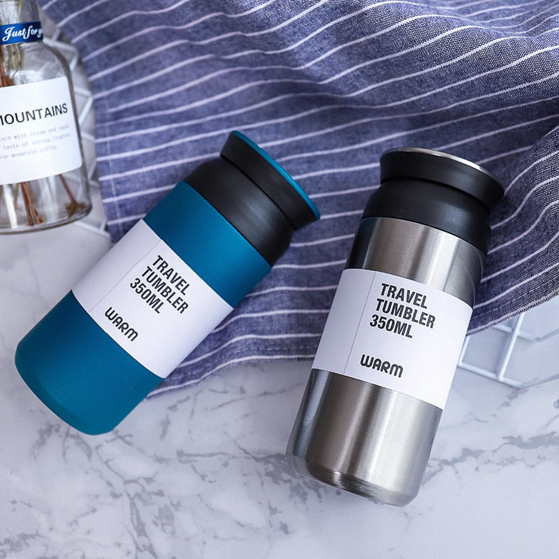 Portable Stainless Steel Travel Coffee Mug