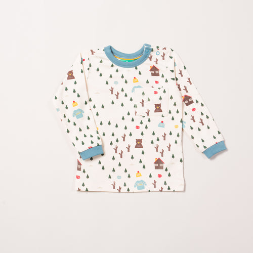 Woodland Adventure Long Sleeved Tee