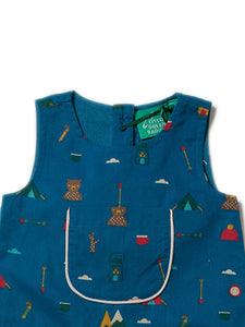 Pack Up The Mountain Explorer Dungarees
