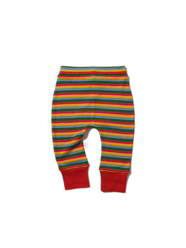 Rainbow Stripe Bottoms