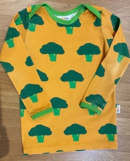 PRELOVED Broccoli Tee (PLAYWEAR) 2-3yrs