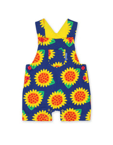 Sunflower Dungaree Shorts