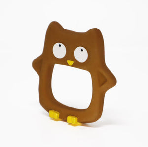 NEW Hoot Teether (Reduced packaging)
