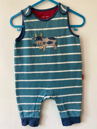 PRELOVED Kite Dungarees 0-3months