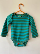 Load image into Gallery viewer, PRELOVED Falling Water (Fir Stripe)  Baby Body 9-12months