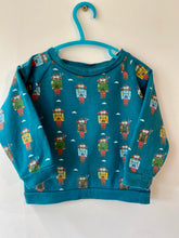 Load image into Gallery viewer, PRELOVED Climb the Mountain Sweatshirt  12-18months