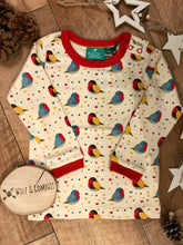 Load image into Gallery viewer, Rainbow Robins Long Sleeved Tee