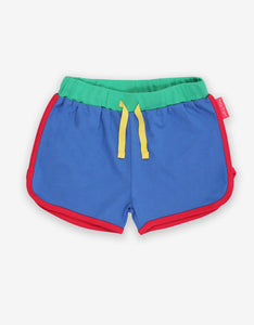 Organic Blue Runnings Shorts