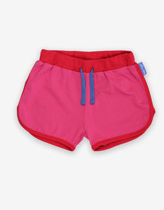 Organic Pink Runnings Shorts