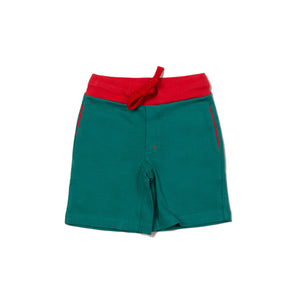 Sea Green Beach Shorts
