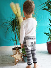 Load image into Gallery viewer, Organic WWF Rhino Leggings
