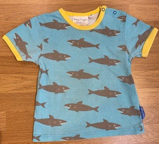 PRELOVED Toby Tiger Tee (PLAYWEAR) 1-2years