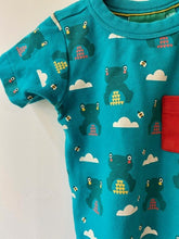 Load image into Gallery viewer, PRELOVED Frog Tee 6-9 months