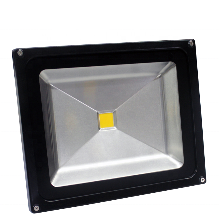 LED Floodlight High Quality 50W Warm White
