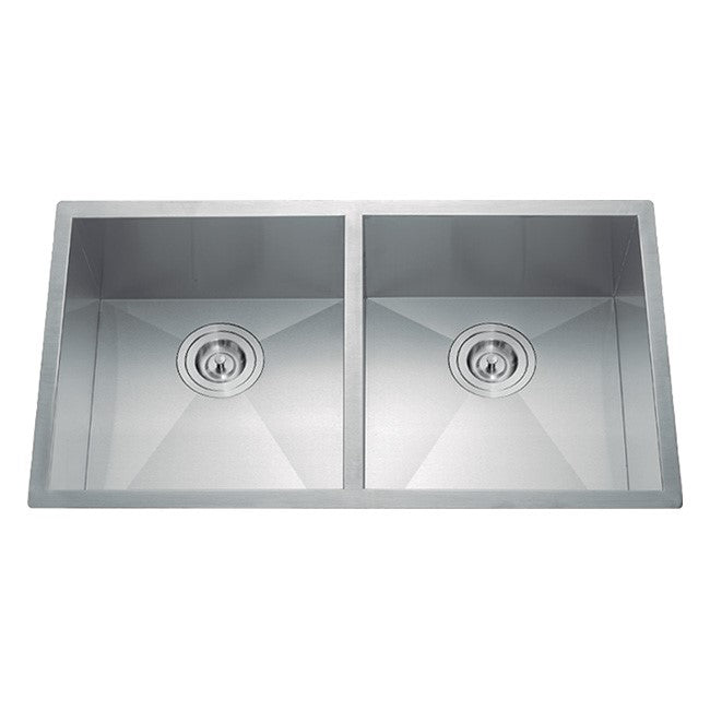 [Extra 15% off] Kitchen & Laundry Sinks Double Bowl (High Quality)- CA201T