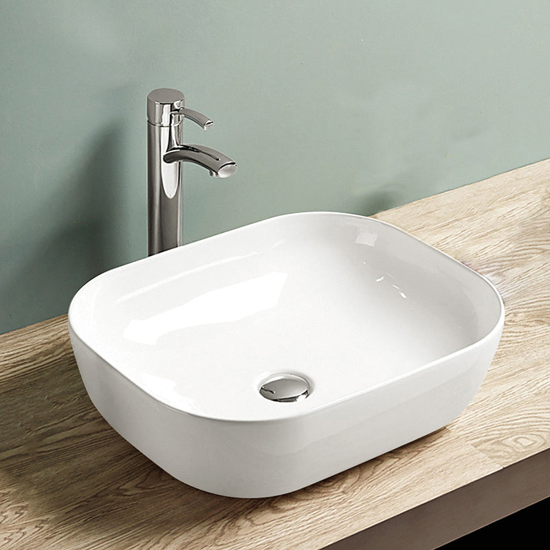BATHROOM ABOVE COUNTER SINK/BASIN- NEW DESIGN- Size: 485x400x145mm- CABC7034