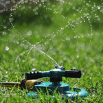 360° Rotating Automatic Lawn Sprinkler