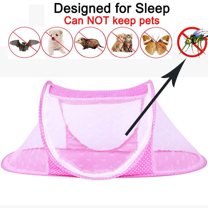 Portable Folding Baby Mosquito Net
