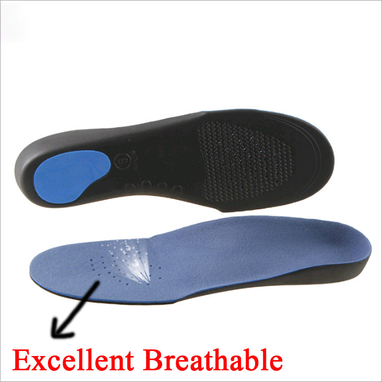 Four Pairs of Orthotic Shoe Insoles