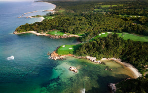 Reduce Stress - Play Golf at Glorious Ria Bintan