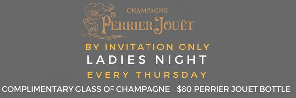 Perrier Jouet Ladies Night - By Invitation Only