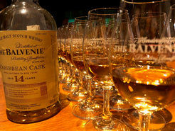Year End Party Idea 1: Whisky Tasting & Golf